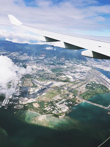 """""""夏威夷航空 北京往返直飞火奴鲁鲁,9个小时无需中转,一觉醒来即可抵达_火奴鲁鲁国际机场""""的评论图片"""
