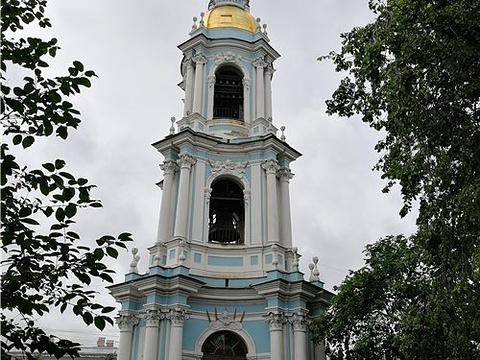 圣尼古拉斯海军教堂旅游景点图片