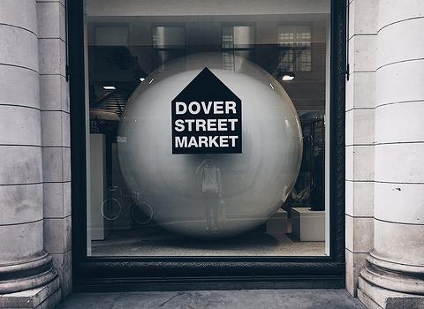 多佛街市场旅游景点攻略图