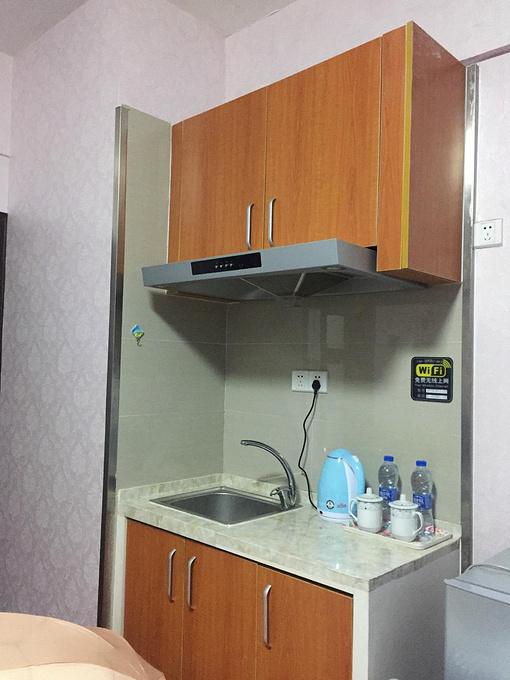 武汉千百度酒店式公寓图片