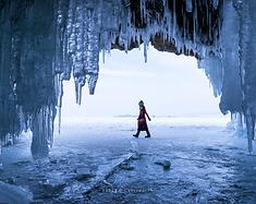 来自西伯利亚的寒冬,记冬天的贝加尔湖