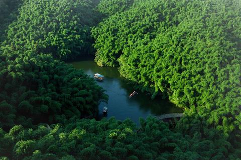 沐川竹海旅游景点攻略图