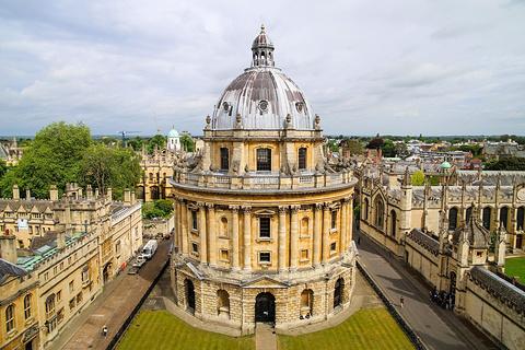 牛津中央图书馆旅游景点攻略图