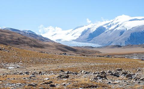 40号冰川旅游景点攻略图