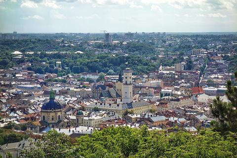利沃夫旅游景点图片