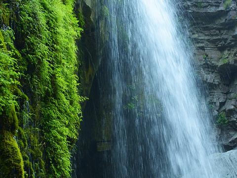 红石峡旅游景点图片