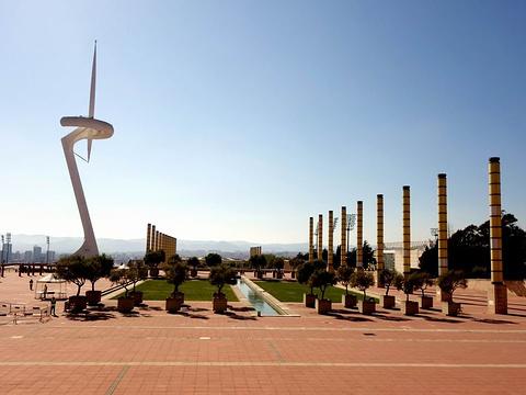 巴塞罗那国际机场旅游景点图片