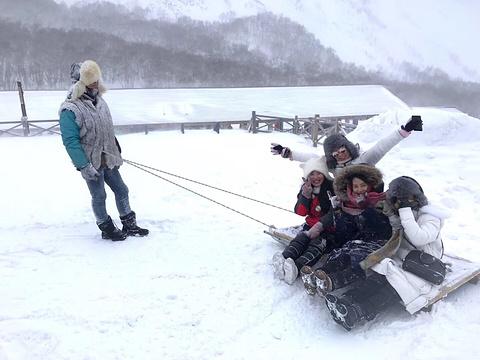 亚布力国际广电中心滑雪场