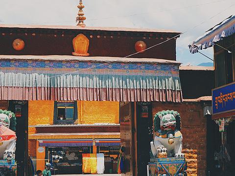 扎基寺旅游景点图片