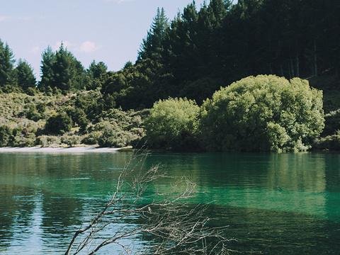 克鲁萨河旅游景点图片