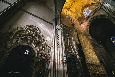 塞维利亚圣母主教座堂旅游景点攻略图