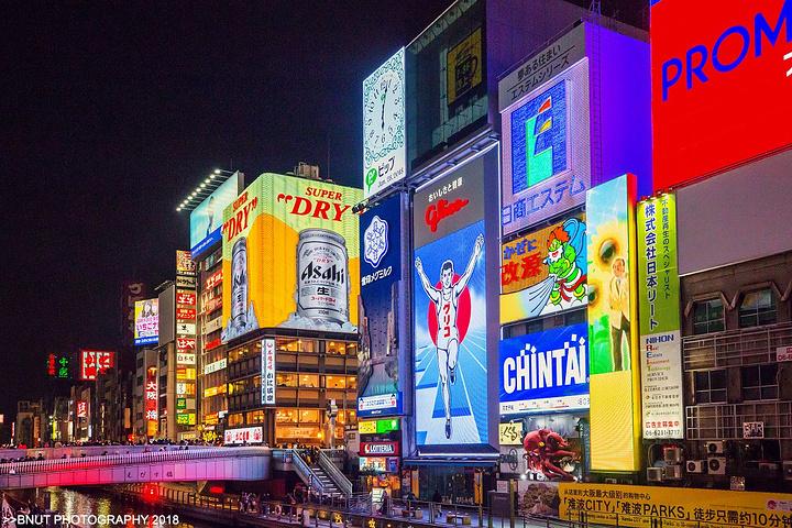 """""""但是日本人却把它变成一种艺术,变成一个可观赏性,甚至把它演变成一个经典,确实不能不佩服_道顿堀""""的评论图片"""