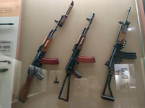 轻武器博物馆旅游景点图片