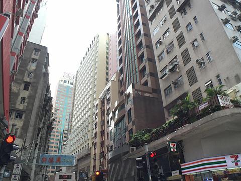 香港岛旅游景点图片