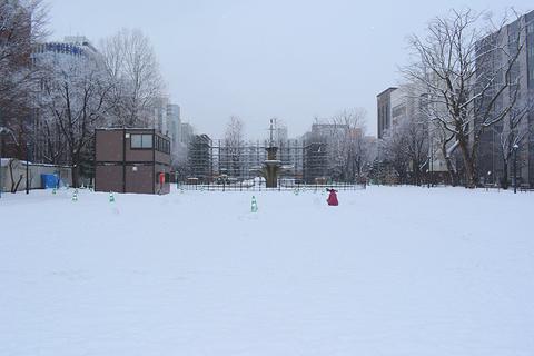 大通公园旅游景点攻略图
