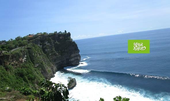手绘巴厘岛:靠近蔚蓝,邂逅私藏的幸福