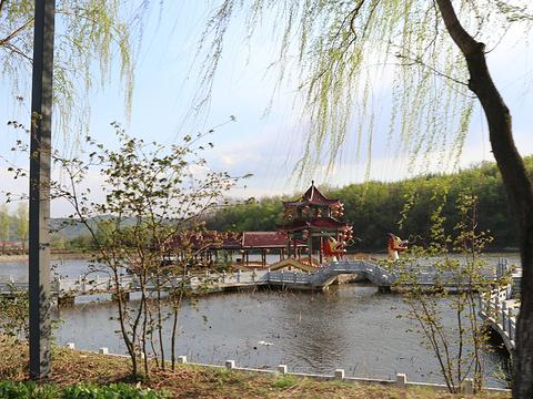 大梨树生态旅游区旅游景点图片