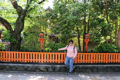 祇园旅游景点攻略图