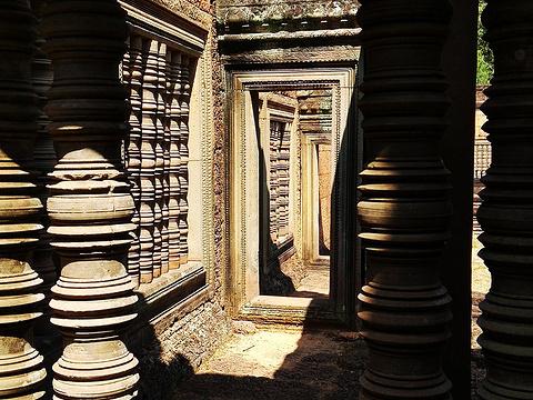 班提色玛寺旅游景点图片