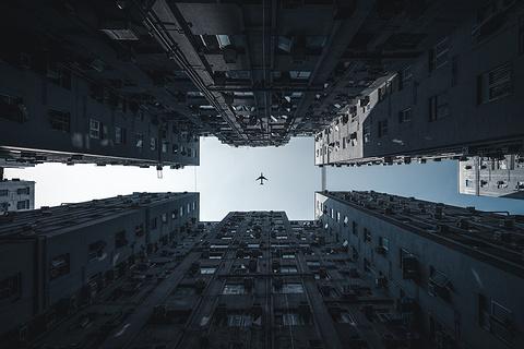 重庆大厦旅游景点攻略图