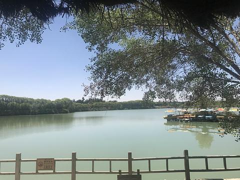 金湖杨国家森林公园旅游景点攻略图
