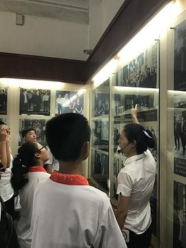 刘少奇在开封陈列馆旅游景点攻略图