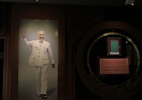 胡志明博物馆旅游景点攻略图