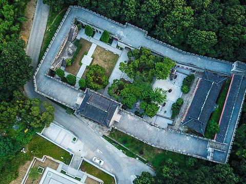 谈仙石城旅游景点图片