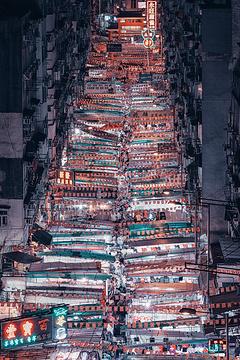 庙街旅游景点攻略图