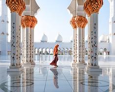 穿越之旅  在最热季节跨越亚非:迪拜、埃及14日自由行(实用攻略)