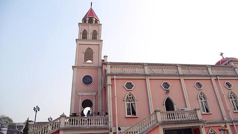 泉州天主教堂的图片