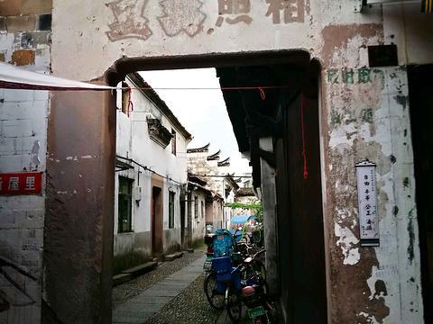 佛堂古镇旅游景点图片