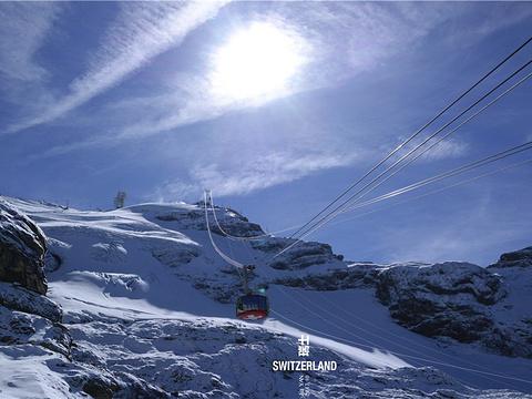 铁力士雪山旅游景点图片