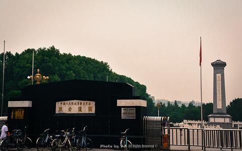 白求恩墓旅游景点攻略图