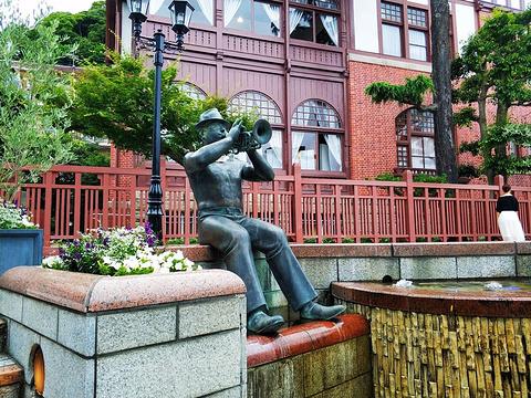 神户北野美术馆旅游景点图片
