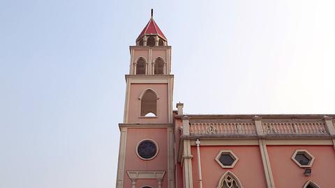 泉州天主教堂旅游景点攻略图