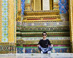 走向世界第一站,在泰国幸福的流浪