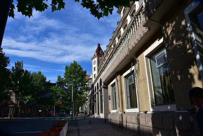 德国风情步行街图片