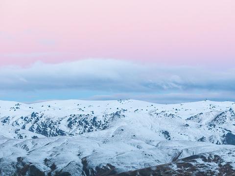 南阿尔卑斯山旅游景点图片