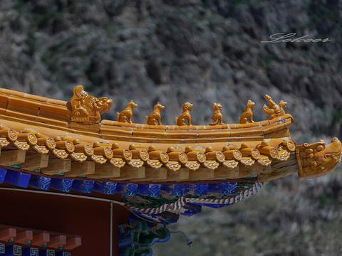 贺兰山广宗寺(南寺)生态旅游区旅游景点图片