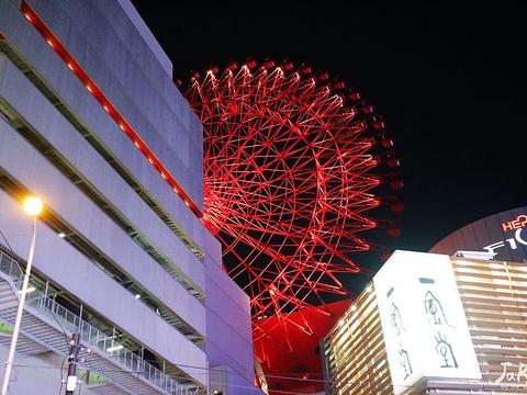 梅田商圈旅游景点图片