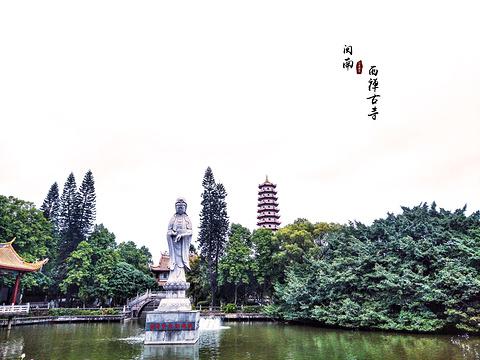 西禅寺旅游景点攻略图