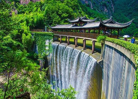 成都天台山旅游景点攻略图
