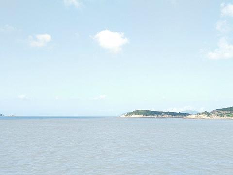 朱家尖蜈蚣峙码头旅游景点图片