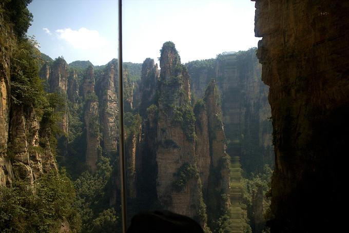 百龙天梯(5分钟)图片