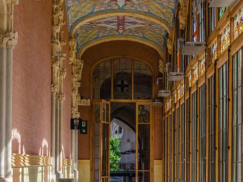 圣十字圣保罗医院旅游景点图片