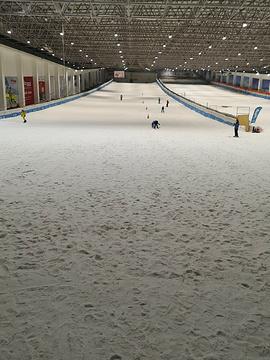 乔波冰雪世界旅游景点攻略图