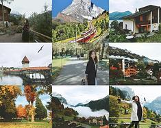 童话感与秩序感并存的瑞士是你下一个目的地|干货自驾瑞士全览含酒店推荐