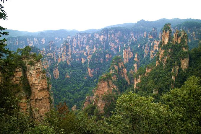 卧龙岭(下山3小时)图片