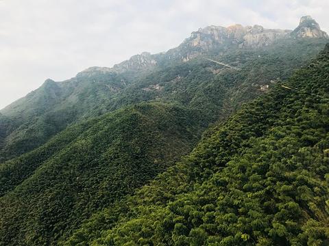 萍乡武功山风景区旅游景点攻略图